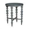 Small Spindle Accent Table
