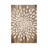 Sterling Yantra Wall Decor Natural,Clear Mirror
