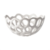 Perforated Porcelain Dish - Medium