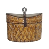 Harlequin And Tassel Decorative Box