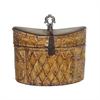 Sterling Harlequin And Tassel Decorative Box