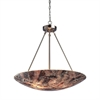 Avalon 5 Light Pendant In Satin Nickel