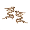 Coco Boat Spiral Garland - Set of 2