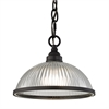 Cornerstone Liberty Park 1 Light Pendant In Oil Rubbed Bronze