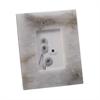 Solid Slab Alabaster 4x6 Frame