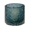 Lazy Susan Winter Rock Salt Votive