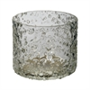 Lazy Susan Ice Rock Salt Votive