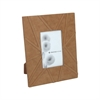 Dimond Home Las Cruces Photo Frame Tan