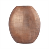 Kolkata 10-Inch Vase In Copper
