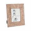 Slipface Photo Frame In Copper