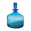 Lazy Susan Pool Blue Decanter - Sm
