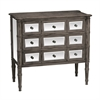 Cheval 3 Drawer Chest