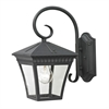 Cornerstone Ridgewood Coach Lantern In Matte Textured Black
