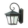Cornerstone Ridgewood 1 Light Exterior Coach Lantern In Hazelnut Bronze