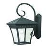 Cornerstone Ridgewood 1 Light Exterior Coach Lantern In Matte Textured Black