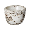 Lazy Susan Rustic White Tea Light
