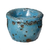 Lazy Susan Rustic Ocean Tea Light