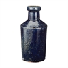 Lazy Susan Rustic Denim Milk Bottle