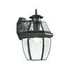 Cornerstone Ashford 1 Light Exterior Coach Lantern In Oil Rubbed Bronze