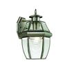 Ashford 1 Light Exterior Coach Lantern In Antique Nickel