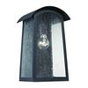 Cornerstone Prince Street 1 Light Exterior Wall Lamp In Matte Black