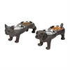 Sterling Set of 2 Perfect Pet Bowls