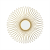 Dimond Home Guilloche Mirror Gold