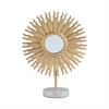 Dimond Home RSVP Tabletop Sculpture Gold,White Marble