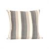 Pomeroy Stripes 20x20 Pillow, Legion Blue,Sand