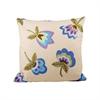 Pomeroy Dahila 20x20 Pillow, Sand,Blue Paradise