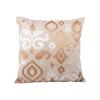 Isabella 20x20 Pillow, Sand,Mojave Shimmer