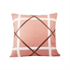 Gemma 20x20 Pillow, Mauve