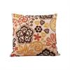 Pomeroy Flora 20x20 Pillow, Sand,Ochre,Dark Earth,Honey