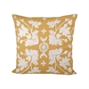 Pomeroy Dori 20x20 Pillow, Tuscan Sun,Crema