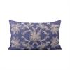 Pomeroy Dori 20x12 Pillow, Legion Blue,Crema