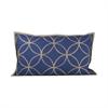 Pomeroy Indigo Dream 20x12 Pillow, Navy,Chateau Graye