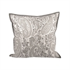 Pomeroy Paisley Pillow 20X20-Inch, Chateau Graye