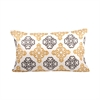 Corely Lumbar Pillow 26X16-Inch, Dijon,Chateau Graye
