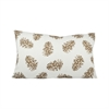 Pinetop 26x16 Lumbar Pillow, Crema,Coco