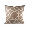 Pomeroy Morocco 24x24 Pillow, Chateau Graye,Crema