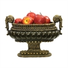 Mediterranean Decorative Centerpiece Display Bowl