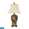 "Dimond 30"" Joseph LED Table Lamp in Bellevue Finish"