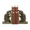 Sterling Pair of  Turtle Tower Bookends