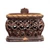 Pierced Lotus Box