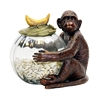 Sterling Monkey Jar Keeper