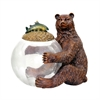 Sterling Bear Jar Keeper