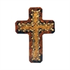 Pomeroy Faith Wall Cross, Mixed Metals