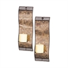 Kingsway Set of 2 Wall Lighting