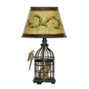 "Dimond 18"" Trading Places Table Lamp in Bronze"