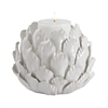 Ceramic Artichoke Candle Holder